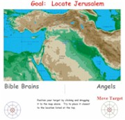 bible game map locations